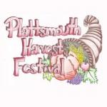Plattsmouth Harvest Festival Logo by Katie Doran in 2010